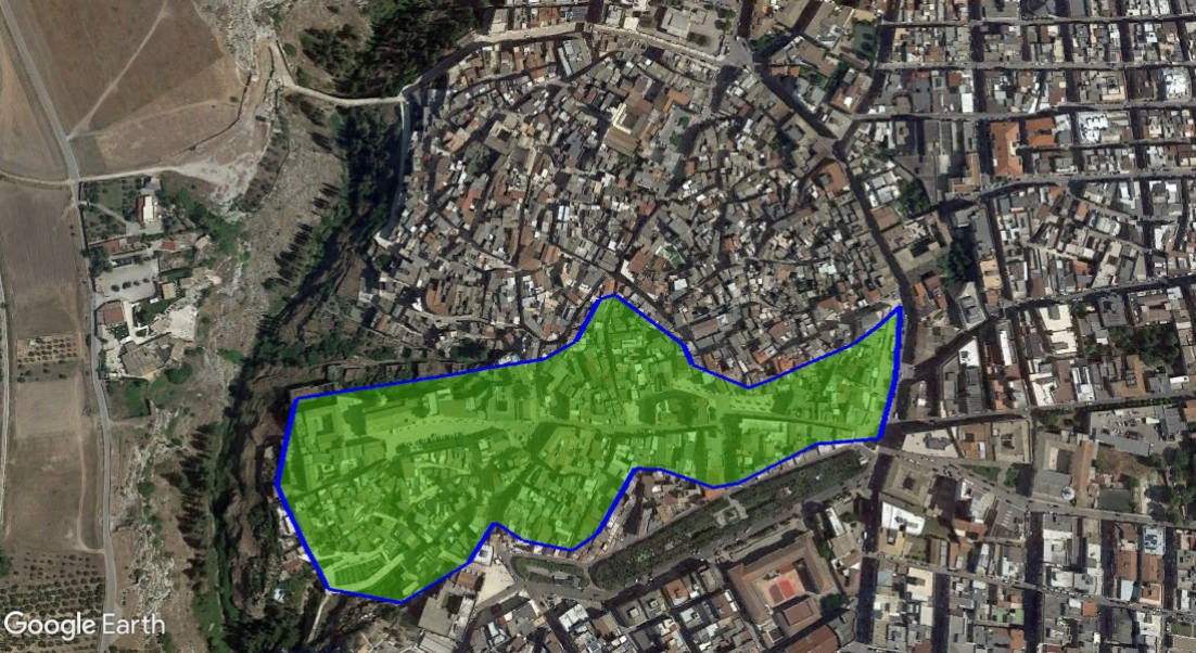 Gravina Di Puglia Ztl Maps Time Gates Parkings