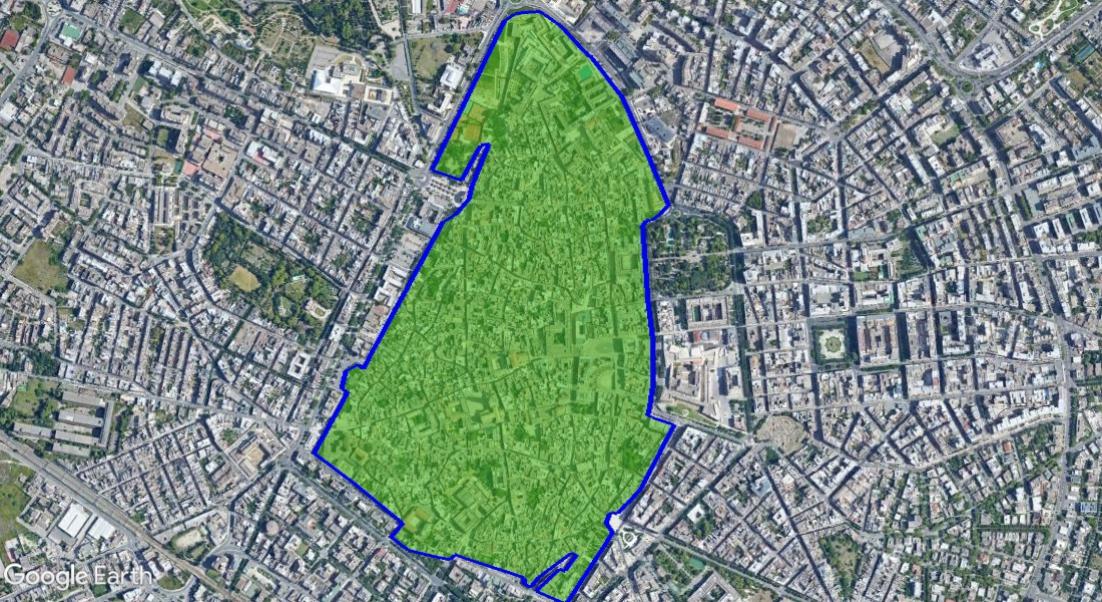 ZTL Lecce: Mappa, Orari, Telecamere, Parcheggi