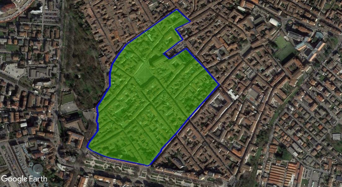 Ztl Lodi Mappa Orari Telecamere Parcheggi