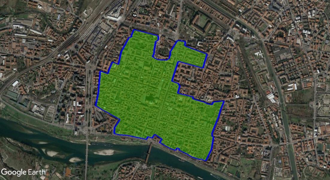 Cartina Lombardia Pavia.Ztl Pavia Mappa Orari Telecamere Parcheggi