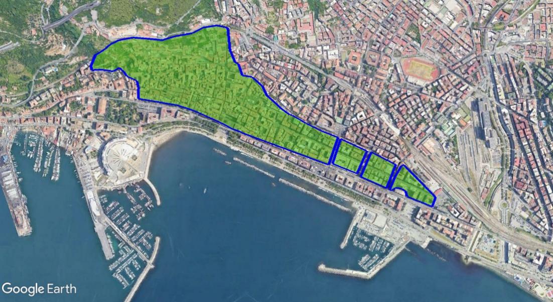 ZTL Salerno: Mappa, Orari, Telecamere, Parcheggi